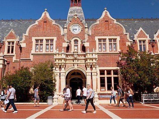新西兰林肯大学1