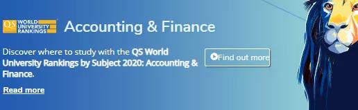 会计和金融学